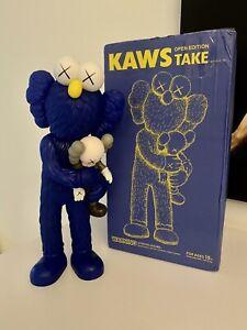 KAWS Take Blue