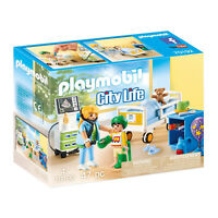 Playmobil City Life Childrens Hospital Room 70192 NEW IN STOCK