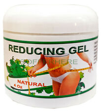 Fat Burner Gel Loss Weight Tummy Slimming Fitness Body Sweat Gel Abs Cream