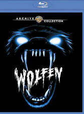 Wolfen (Blu-ray Disc, 2015) Warner Archive HORROR New