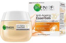 Garnier Essentials Day Cream Anti-Ageing 35+ Wrinkles Corrector 50 ml