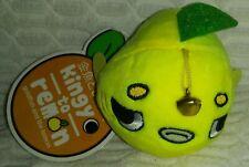 "5""6""7""Kingy To Remon Wawa Angler Goldfish Lemon Plush DokiDoki Japan Crate"