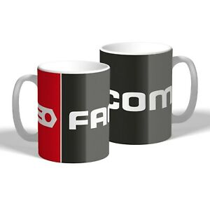 Facom Tools Mug Car Motorbike Mechanic Tea Coffee Cup Gift