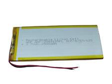 3.7V 2500 mAh Polymer Li ion Battery Lipo For ipod GPS PDA DVD Tablet PC 3553125