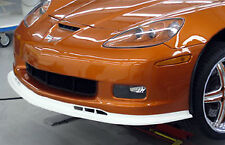 2005-2013 Corvette Fiberglass Z-06 Front Spoiler ZR1 Style   ACI Fiberglass