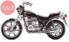 Kawasaki KZ 400/500 (1974-1985) - Workshop Manual on CD - Z400