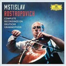 Rostropovich - Complete Recordings On Deutsche Grammophon [37 CD Box Set], New M