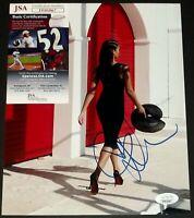 ONE TIME SUPER SALE! Jessica Alba Signed Autographed 8x10 Photo JSA COA!