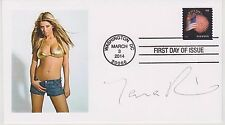 Signed Tara Reid Fdc Autographed First Day Cover American Pie