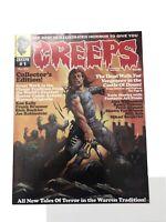 Warrent Pub Creeps mag #1 Collector Ed Fall 2014-Ken Kelly cover-Castle of Doom
