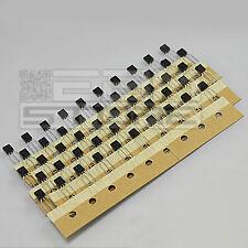 50 pz BC337 BC337-40 TRANSISTOR NPN 50V 0,8A- ART. CY08