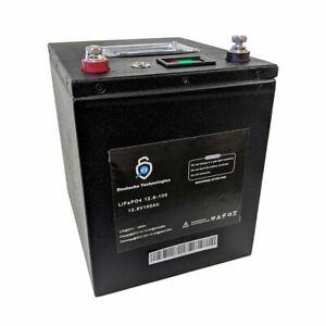 Access 100Ah LiFePO4 Lithium Battery - FREE Shipping