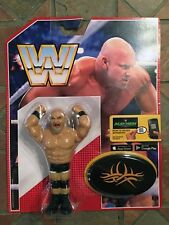Mattel WWE retro Goldberg figura flashback elite soporte serie 3 Who's Próxima