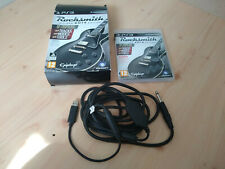 Rocksmith Real Tone cable for guitar / bass & game PS3 PS4 PC XBOX 360 XBOX ONE