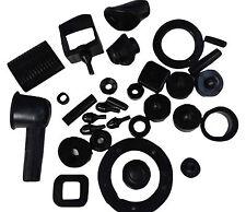 Ojal de 29 Piezas Kit ukscooters VESPA PX/LML/P Etc Negro Alfombrillas Nuevo Pedal De Freno