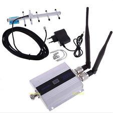 Kit Amplificatore Ripetitore Booster Segnale GSM 900Mhz per Cellulari Antenna 3G