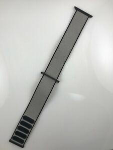 Original Apple Watch Series 7 6 SE 5 4 3 2 Sport loop 42mm 44mm 45MM Anchor Gray