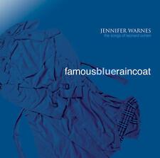 Jennifer Warnes - Famous Blue Raincoat 180G LP RE REMASTERED NEW Leonard Cohen