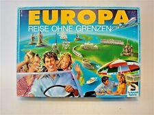Europa - Reise ohne Grenzen - Schmidt Spiele - Ab 8 Jahren - 1993