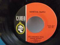 "Martha Smith,Cameo 359,""As I Watch You Walk Away"",US,7""45,Northern Soul,RARE,M"