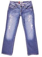 BKE Buckle Sabrina Capri Jeans 25 Women's