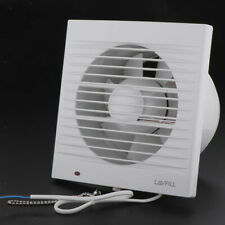 Kingshield External Ventilation Grill Cover Outlet for Extractor Fan 4 Inch Whit