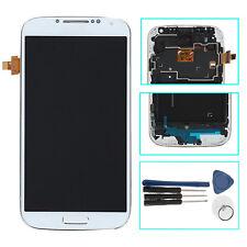 LCD Display & Touchscreen & Rahmen & Werkzeuge für Samsung Galaxy S4 i9500 i9505