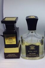 TOM FORD™ Oud Wood & Creed Royal Oud!!! Collection 2x10ML  Samples