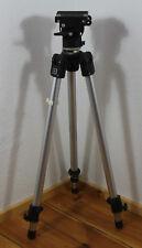MANFROTTO dreibein STATIV Tripod Fotostativ MODEL 132 m. STATIVKOPF Model 116