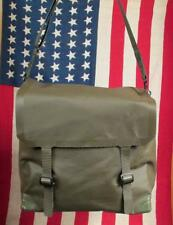 Vintage Dutch Army Military Waterproof Backpack Ammo Tote Large Shoulder Bag '91