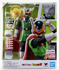 S.H. Figuarts Dragonball Z Great Saiyaman Action Figure AUTHENTIC USA IN STOCK