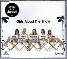 GIRLS ALOUD - THE SHOW / JUMP (REMIX) 2004 EU CD1 CHERYL COLE SARAH HARDING