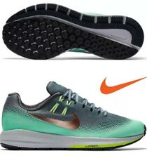 Nike Wmns Air Zoom Structure 20 Shield 849582-300 Size 5 Uk Eur 38.5 Waterproof