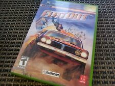 FLATOUT (Original Xbox Video Game) Complete Black Label