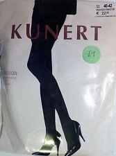 Kunert taille moyenne 12 à 14 brodé motif fashion collants rose fuchsia