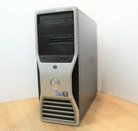 Dell Precision T3500 Windows 10 Tower PC Intel Xeon W3530 2.8GHz 12GB 500GB HDD