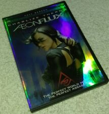 Aeon Flux Full Screen Special Collector's Edition Dvd Charlize Theron