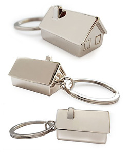 3D Home Key Chain (Perfect for Realtors or New Home Owners!)