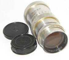 Jupiter-11 (4/135mm) lens for Zorki Leica FED M39 #6103695 KOMZ