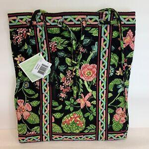 Vera Bradley Botanica Retired Backsack Drawstring Backpack NWT RARE! Exact One!