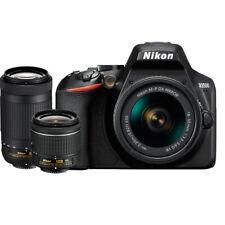 Nikon D3500 DSLR Camera with AF-P 18-55mm VR Lens & 70-300mm Dual Zoom Lens Kit