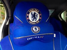 Chelsea Football Club Car Accessory : 1 piece Neck Rest Cushion Head Pillow