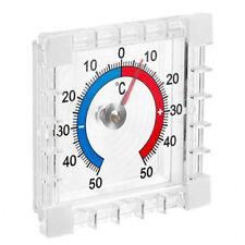Finestra Trasparente Casa Giardino Cucina Termometro facile lettura temperatura Meter Test