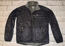 RAB jacket zip track pertex  generator  windstoper lightweight size M