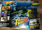 Mattel HOT WHEELS RC Terrain Twister CAMO ~ Land, Water, Snow Vehicle NO CHARGER