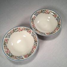 Noritake Keltcraft BLOSSOM BLOSSOM (#9195) (set of 2) Cereal/Soup Bowls IRELAND