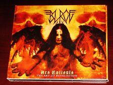 Balrog: Ars Talionis - The Art Of Retaliation CD 2007 Holy Records Digipak NEW