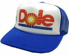 DOLE pineapple Trucker Hat mesh hat snapback hat royal