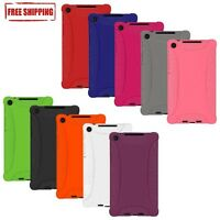 AMER SILICONE SOFT SKIN CASE COVER FOR ASUS GOOGLE NEW NEXUS 7 FHD 2013 2nd GEN