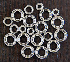 (20pcs) HOT BODIES MINI ZILLA Metal Sealed Ball Bearing Set